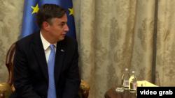 Izvestilac Evropskog parlamenta za Srbiju Dejvid Mekalister
