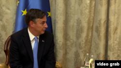 Izvestilac Evropskog parlamenta za Srbiju Dejvid Mekalister.