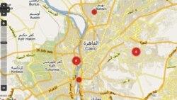 گزارش: وبسايتی در مصر برای کمک به زنانی که مورد مزاحمت های جنسی قرار می گيرند راه اندازی شد