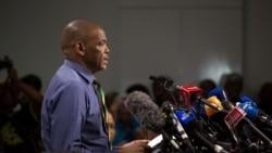 L'ANC a suspendu son secrétaire général Ace Magashule accusé de corruption