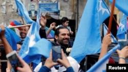 نخست وزیر لبنان از مردم خواست در انتخابات شرکت کنند.