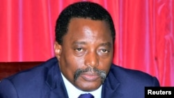 Rais wa DRC, Joseph Kabila.