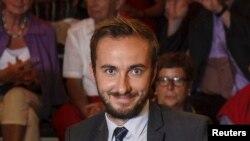 "Jan Bemerman, voditelj noćnog programa ""Neo Magazin Royale"""