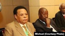 Balozi Juma Mwapachu, katibu mkuu wa zamani wa EAC