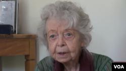 خانم نانسی دوپری که از ۵۳ سال به این سو در افغانستان به سر میبرد، بامداد امروز چشم از جهان بست