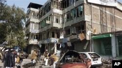 افزایش در تعداد تلفات انفجار جلال آباد