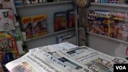 Los periódicos hispanos de publicación diaria registraron una leve suba en su circulación de 1,9%, de acuerdo al estudio.