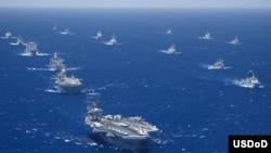 Vùng biển Ðông Nam Á đối mặt với các vụ tranh chấp chủ quyền