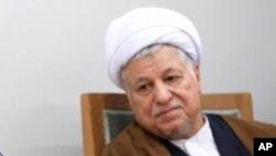 ອະດີດປະທານາທິບໍດີ Rafsanjani ແຫ່ງອິຣ່ານ