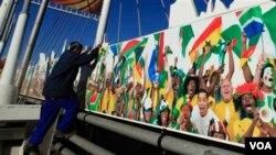 Sispens la Ap Kontinye Pou Mondyal Afrik di Sid la