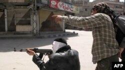تداوم درگیری ها در سوریه، طرح صلح را به خطر می اندازد