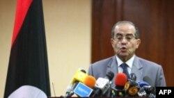 Thủ tướng lâm thời Libya Mahmoud Jibril