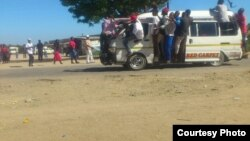 Chitungwiza Kombis Strike