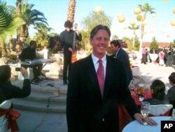 Άλεξ Έϊγκο μέλος της επιτροπής των Βραβείων Ορφέας.