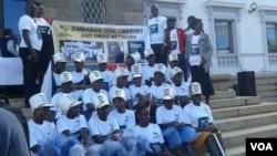 Abasakhulayo beHarare benanza ilanga ele International Day Against Drug Abuse & Illicit Trafficking