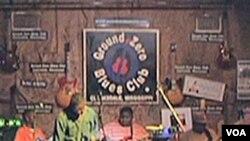 Ground Zero, bar u kojemu se može čuti vrhunski blues u delti Mississippija