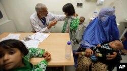 وزارت صحت عامه افغانستان میگوید ۵۸ درصد مبتلایان مرض توبرکلوز زنان اند.
