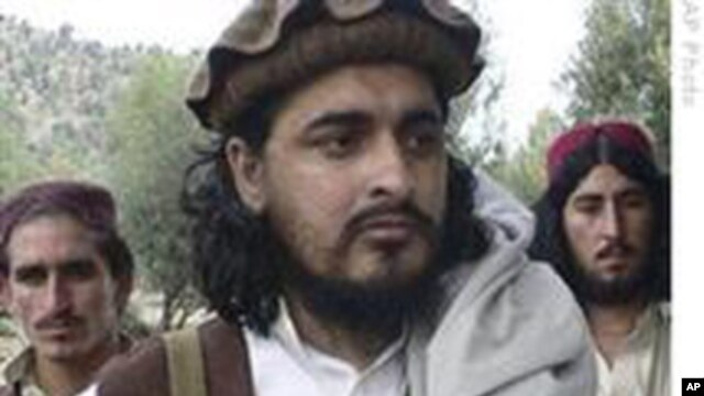 Pakistani intelligence officials said they have intercepted militant radio communications indicating the Pakistani Taliban's leader Mehsud may have been killed in a recent U.S. drone strike in northwest Pakistan, (File).