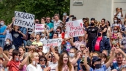 黑龍江對岸反莫斯科大示威 或加劇遠東離心傾向