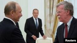 Putin û John Bolton