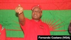 Raul Teixeira, secretário provincial da UNITA em Kwanza Sul