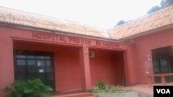 Hospital de Saurimo, Kwanza Sul