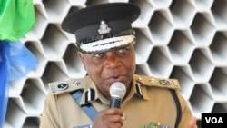 Simon Sirro, chefe da polícia. Tanzânia.