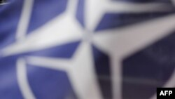 NATO Flag (File)