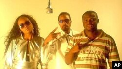 Lizha James, Ziqo Da Silva e Bang musica pandza de Mocambique