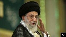 خامنه یی گفته است که رژیم اسرائیل باید نابود شود