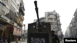 Giao tranh ác liệt tại Syria