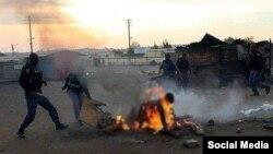 Ataques de xenofobia na África do Sul