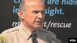 加州加紧打击人口贩卖活动(视频截图)