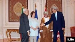 Trilateralni razgovori SAD, EU i Irana održani su u Omanu.