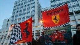 Michael Schumacher mbush 45 vjeç