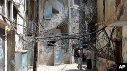 لبنان میں شتیلہ کیمپ، جہاں فلسطینی پناہ گزین فلاکت بار زندگی گزارنے پر مجبور ہیں