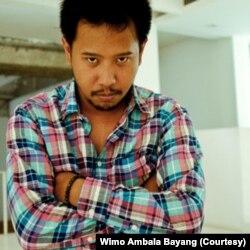 Wimo Ambala Bayang.(Foto: Dokumentasi Pribadi)