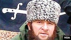 Pemimpin militan Islamis Rusia, Doku Umarov (foto: dok).