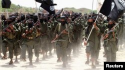 The program seeks to discourage new recruits such as these for al-Shabaab, from joining terrorist groups.