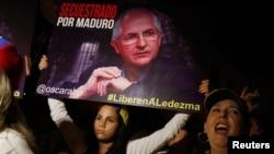 Antonio Ledezma fue señalado por Maduro de querer derrocarlo del gobierno.