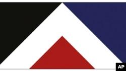 Kombinasi gambar yang dibuat pada 24 September 2015 dari gambar yang dirilis pada 11 Agustus 2015 oleh Proyek Pertimbangan Bendera Selandia Baru menunjukkan lima rancangan yang diajukan oleh para finalis untuk desain bendera baru Selandia Baru di Wellington. (Foto: New Zealand Flag Consideration Project via AP)
