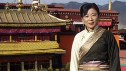 Recognizing Courage In Tibet