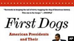 New Book Tells Tales of Presidents' Dogs
