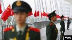 Belum lama ini, Tiongkok mengumumkan peningkatan belanja militer untuk tahun ini menjadi 91,5 milyar dolar.