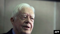 AQShning sobiq prezidenti Jimmi Karter