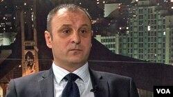 Slobodan Petrović, ministar za lokalnu samoupravu u vladi Kosova