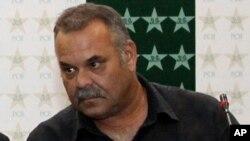 پاکستان کرکٹ ٹیم کے نئے کوچ ڈیو واٹمور