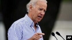Joe Biden sorprendió a un grupo de activistas en huelga de hambre que reclaman una reforma migratoria en EE.UU.
