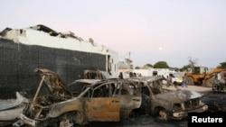 Harin kunar bakin wake a Mogadishu