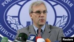 Tân đặc sứ Nga tại NATO Alexander Grushko
